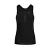 Women's Gen II Elite Aero Sleeveless Tri Top - Black Triathlon Top