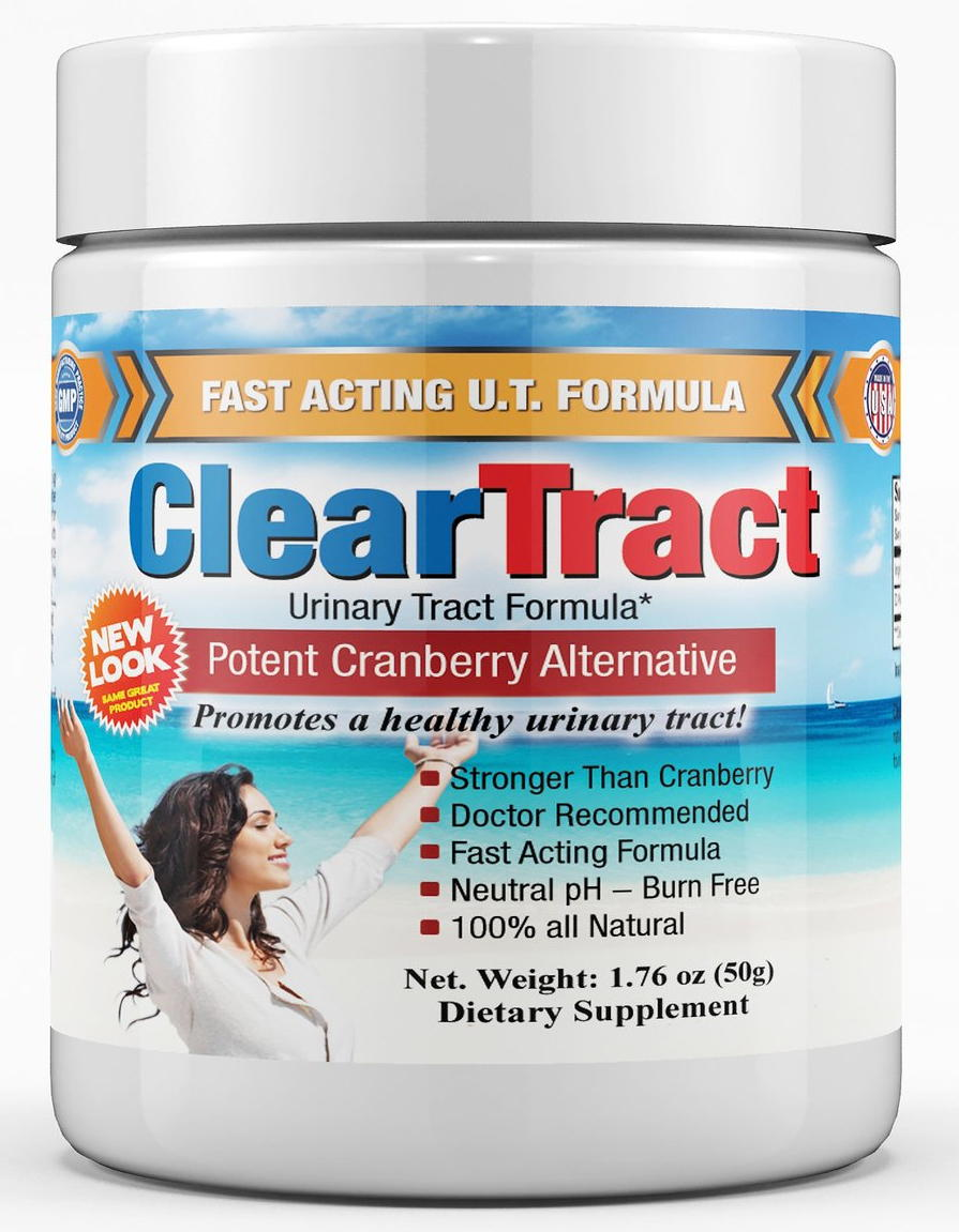 ClearTract D-Mannose Powder 50 grams