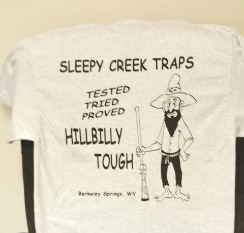HILLBILLY TOUGH T-SHIRT