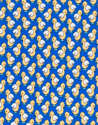 Blue Duck printed Boys tie