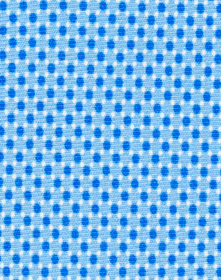 Sky Blue Diamond Dot Tie
