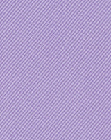 Purple Solid Heavy Twill Tie
