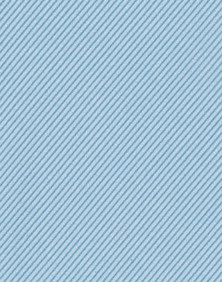Sky Blue Solid Heavy Twill Tie