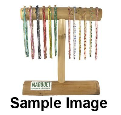 Bamboo POP Display1 Tier **Free with necklace orders above $190