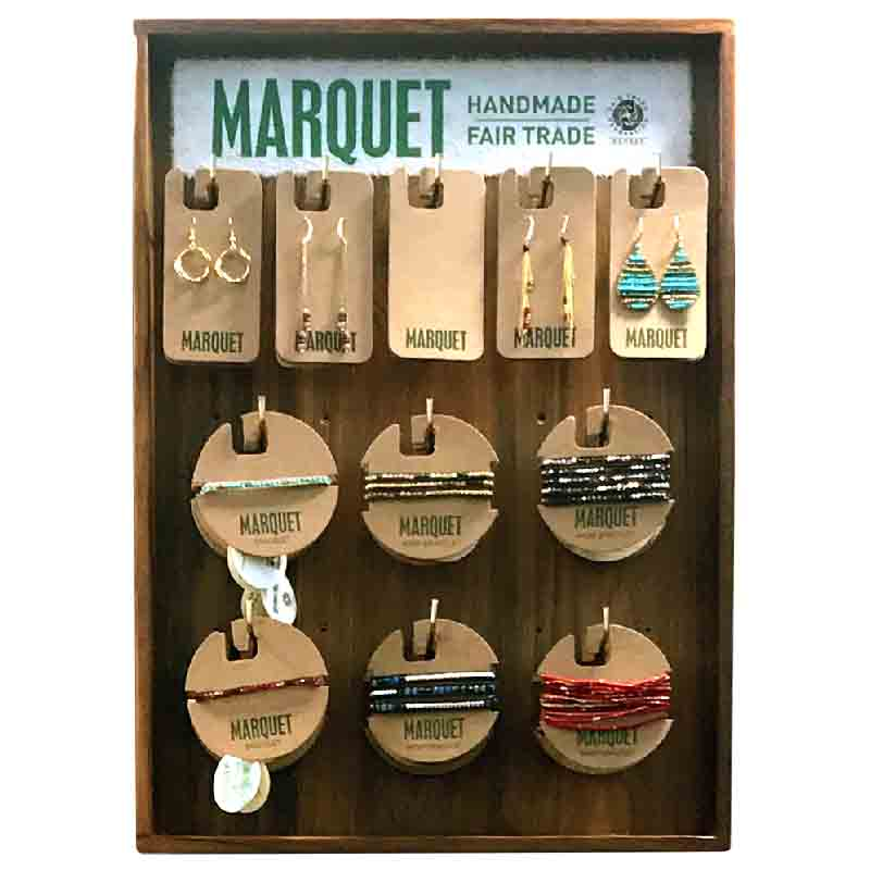 Slatwall Earring and Bracelet Display ***Free with jewelry orders above $350