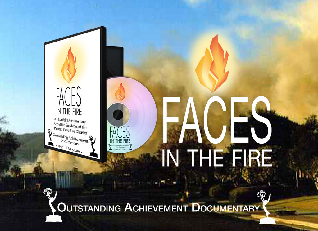 Faces in the Fire - DVD