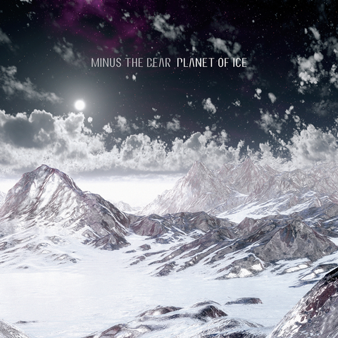 Minus the Bear Planet of Ice CD