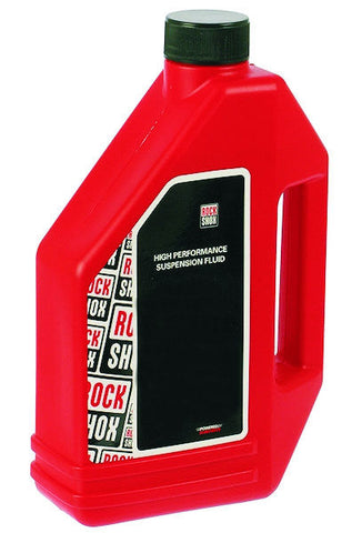 RockShox Suspension Oil, 2.5wt, 1 Liter Bottle