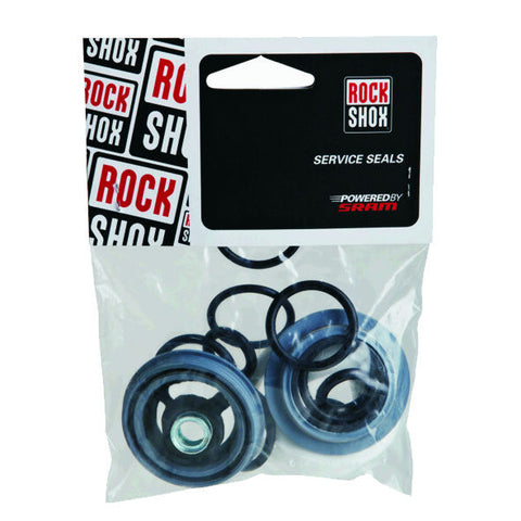 AM FORK SERVICE KIT, BASIC (INCLUDES DUST SEALS, FOAM RINGS, O-RING SEALS) - LYRIK SOLO AIR (2012-2015)