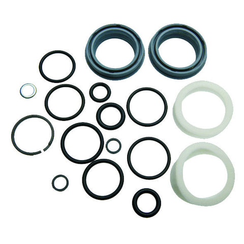 AM FORK SERVICE KIT, BASIC (INCLUDES DUST SEALS, FOAM RINGS,O-RING SEALS) - REVELATION DUAL POSITION AIR (2012-2013)