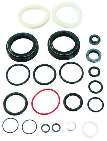 AM FORK SERVICE KIT, BASIC (INCLUDES DUST SEALS, FOAM RINGS,O-RING SEALS) - PIKE DUAL POSITION AIR