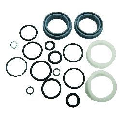 AM FORK SERVICE KIT, BASIC (INCLUDES DUST SEALS, FOAM RINGS,O-RING SEALS) - REVELATION DUAL POSITION AIR A3 (2014-2016)