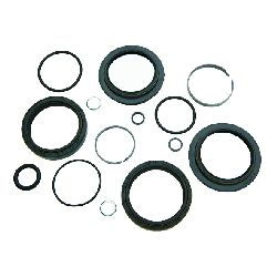 AM FORK SERVICE KIT, BASIC (INCLUDES DUST SEALS, FOAM RINGS,O-RING SEALS) - BLUTO A1