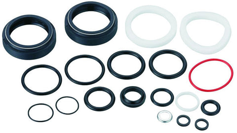 200 HOUR/1 YEAR SERVICE KIT (INCLUDES DUST SEALS, FOAM RINGS, O-RING SEALS, CHARGER SEALHEAD, DPA SEALHEAD) - LYRIK/PIKE 29+ DUAL POSITION AIR A1 (2016-2017)