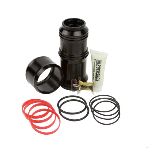 Air Can Upgrade Kit - MegNeg 205/230X57.5-65mm (includes air can,neg volume spacers, seals, grease, oil & decals) - Deluxe/Super Deluxe shocks