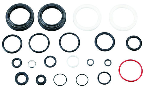 200 Hour/1 Year Service Kit (Includes Dust Seals, Foam Rings, O-Ring Seals, Charger 2 Sealhead,Debonair Seals) -  Lyrik B1/Pike 29+ B1(2018)