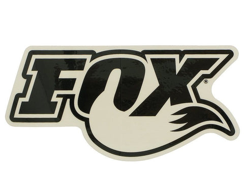 FOX Promotional Decal balck-white