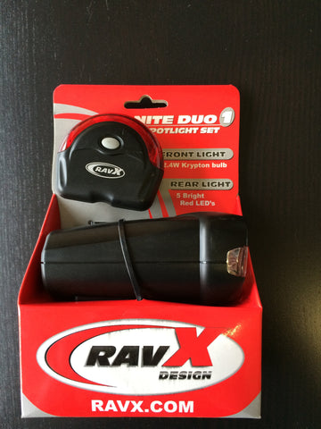 RAVX Nite Duo 1 Lights