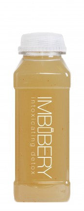 SPICY LIMEADE Cold-Pressed Juice