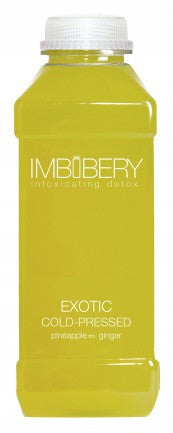 EXOTIC Cold-Pressed Juice Drink by Imbibery London