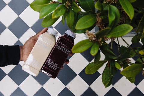Pre-Cleanse Juice Pack Drink by Imbibery London