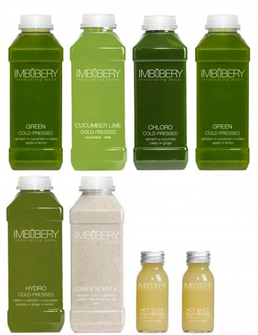 ID 3 - Juice Cleanse Drink by Imbibery London
