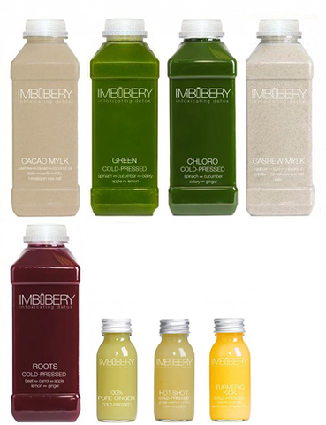 THE GODDESS CLEANSE Drink by Imbibery London