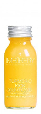 TURMERIC KICK Drink by Imbibery London