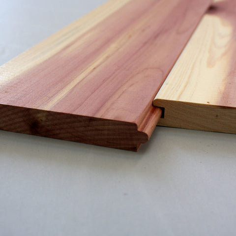 Cedar Tongue and Groove Siding 3""
