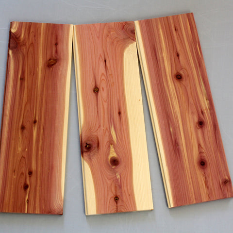 Cedar Tongue and Groove Siding 4 3/4""