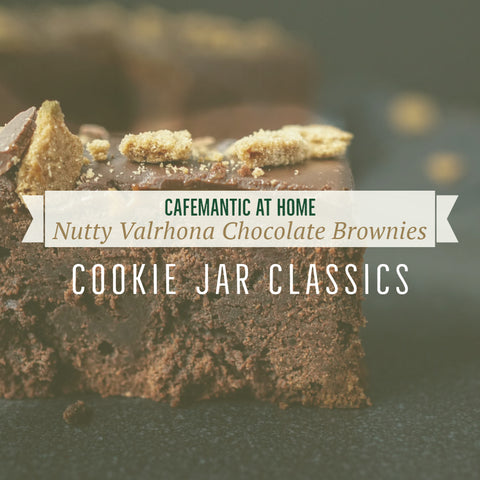 Valrhona Chocolate + Toasted Hazelnut Brownies - Pack of Two (4576132497479)