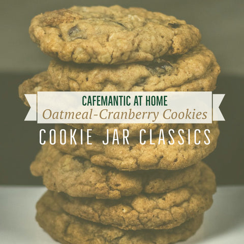 Oatmeal Cranberry Cookies - Pack of Two (4576128041031)