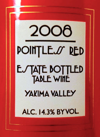 2008 Pointless Red