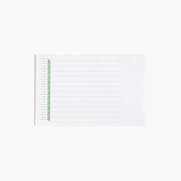 Sage Daily Desk Pad