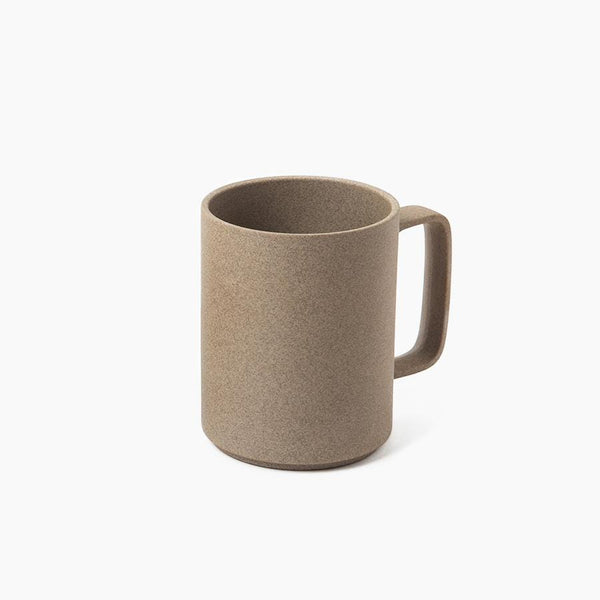 Large Hasami Natural Porcelain Mug