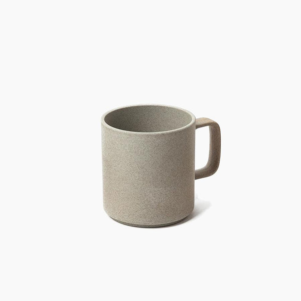 Medium Hasami Natural Porcelain Mug