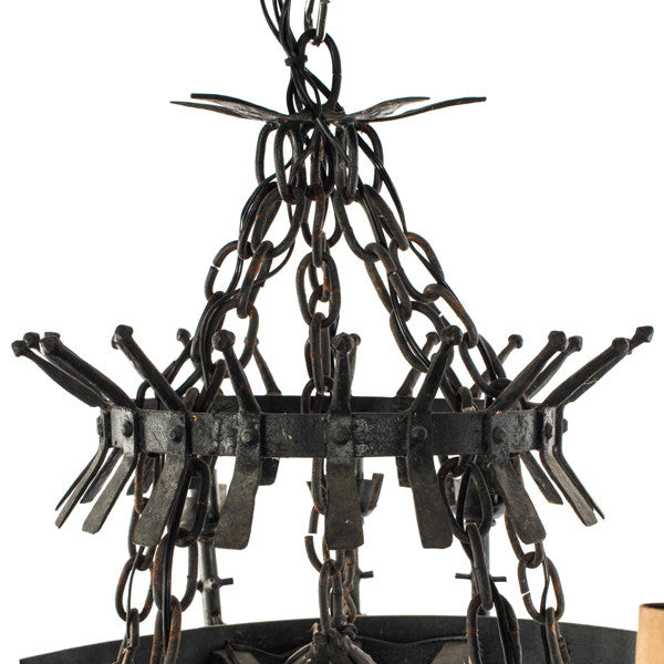 Gothic style chandelier dsirant aloadofball Images