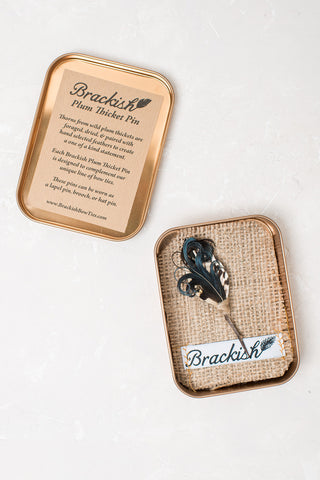 "Brackish Pin ""Monica"""