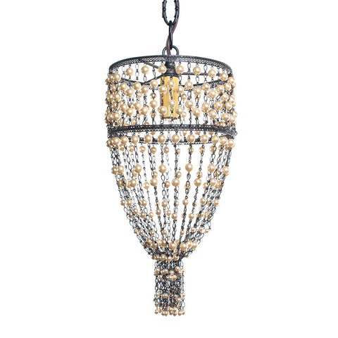 Parisian French Wyre Bead Light