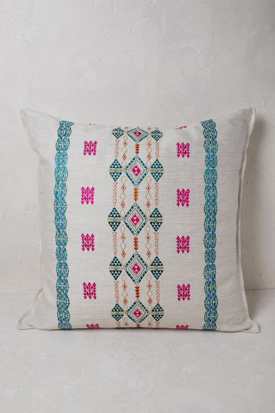 Berber Bright Ivory Pillow