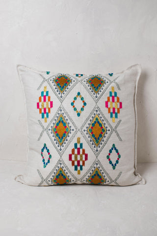 Portico Ivory Pillow