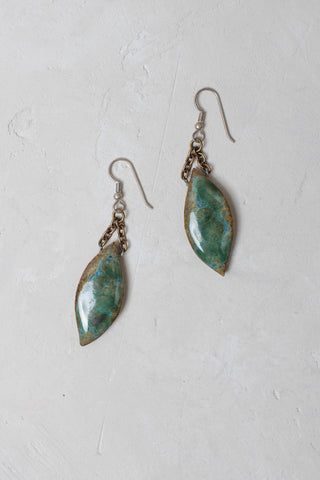 Dandy Leaf Earrings