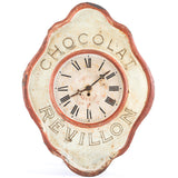 Vintage French Chocolat Sign