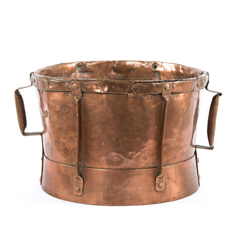 Antique French Copper Vessel
