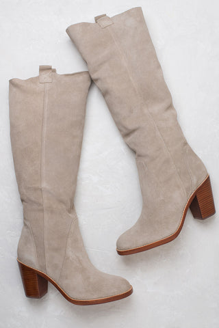 Wylde Boots Taupe