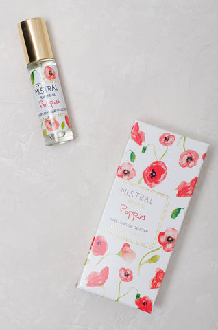 Roll-on Perfume Oil Poppies