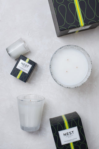 Nest Candles - Lemongrass & Ginger