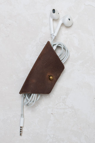 Leather Cord Trap