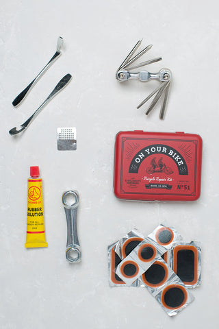 Bicycle Emergency Kit