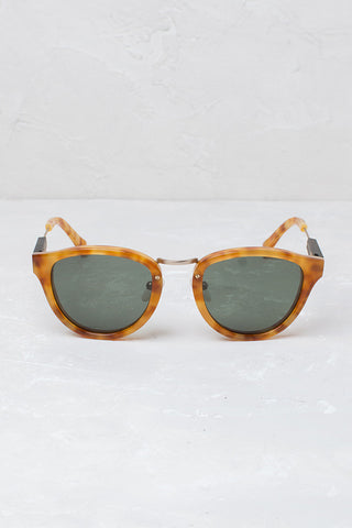 Schwood Ainsworth Amber & Matte Gold - G15 Polarized